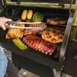 Traeger_Grills_Store_Pro 575_People at grill_005