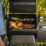 Traeger_Grills_Store_Pro 575_People at grill_015